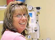Karen Haskell Orthodontic Records and Orthodontic Laboratory Technician